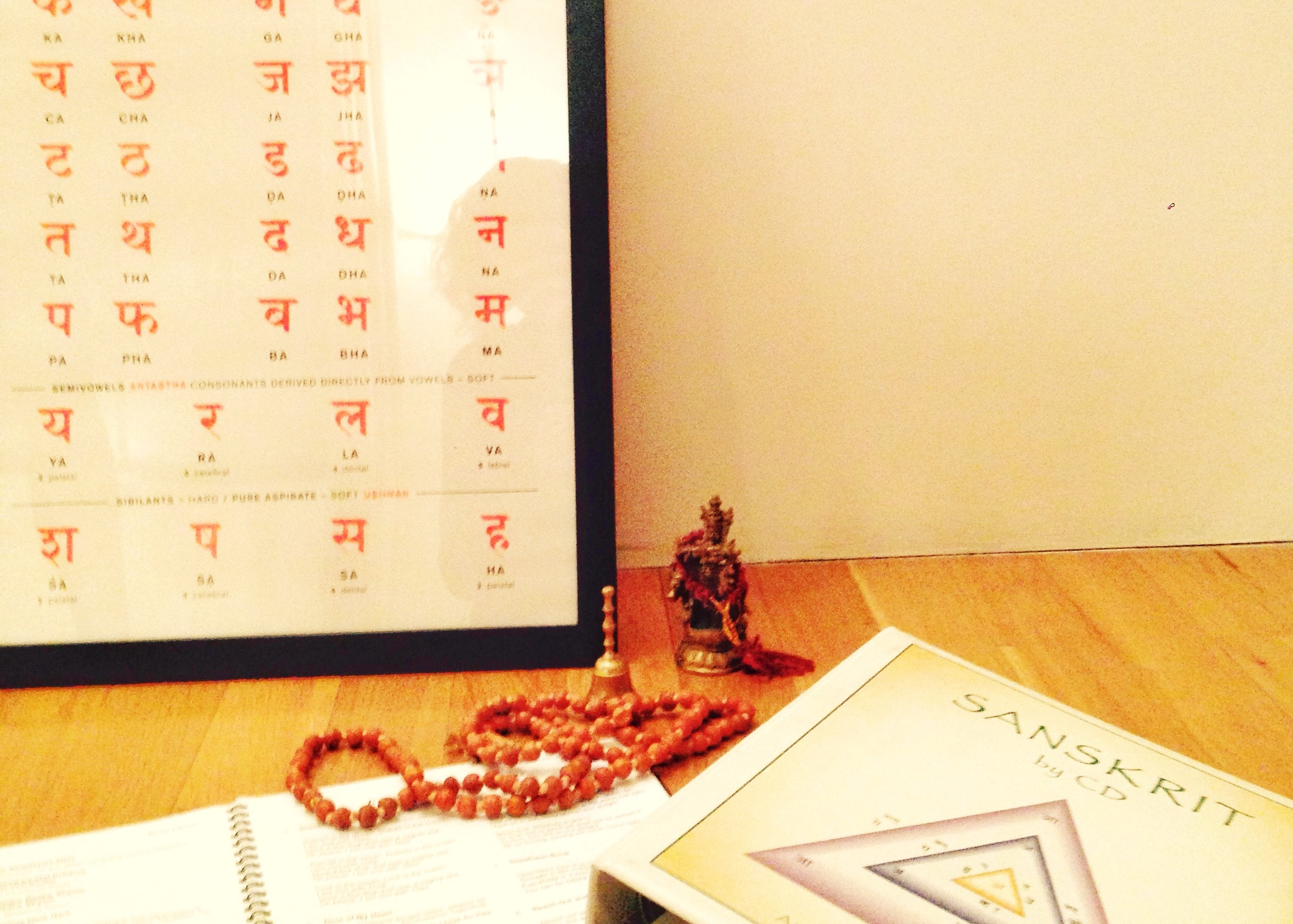 sanskrit workshop