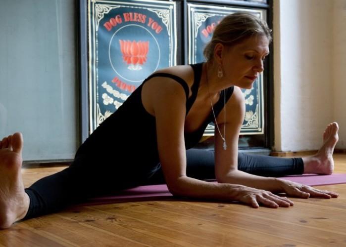 sacha skott yin yoga